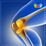 correción protesis de rodilla